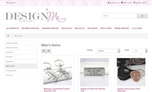 Design home Page