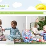 Web Design and Development Company   web development company   Opencart Web Design ForNew Jammies: Home Page